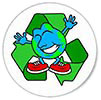 world recycle (funny Zazzle pic)
