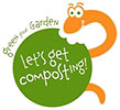 green your garden - Let's get composting!