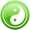 Yin-Yang (green button)