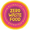 ZERO WASTE FOOD: reimagine / repurpose (2017, NYC, US)